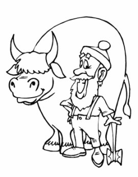 an american tale coloring pages - photo#6